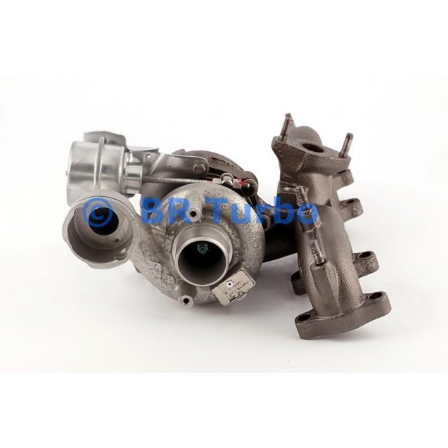 Taastatud turbokompressor BORGWARNER   54399880057RS