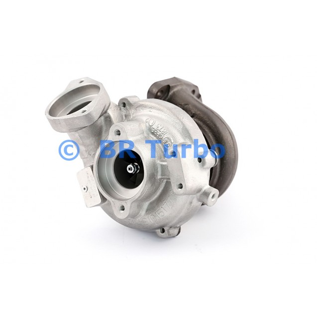 Taastatud turbokompressor BMW X6 3.0 35 dx (E71)