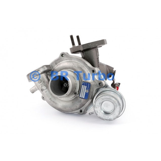 Taastatud turbokompressor BORGWARNER | 54399880093RS