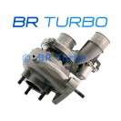 Taastatud turbokompressor KIA Sportage 2.0 CRDi