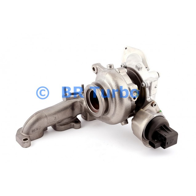 Taastatud turbokompressor BORGWARNER | 54399880136RS