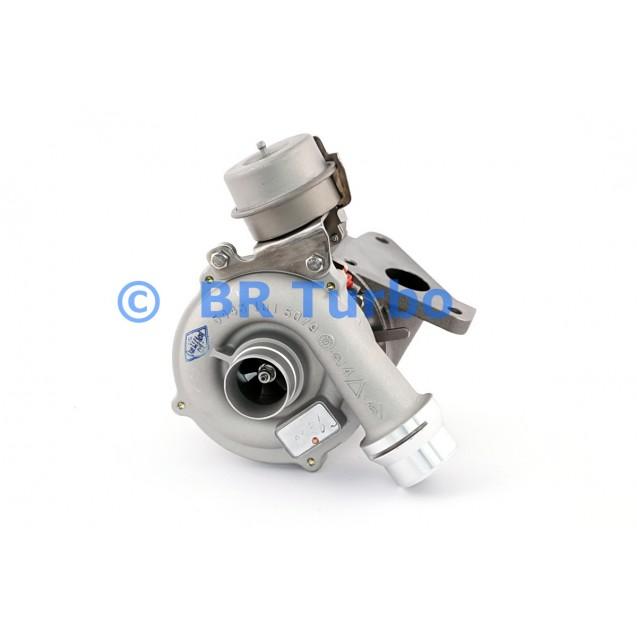 Taastatud turbokompressor BORGWARNER | 54399980027RS