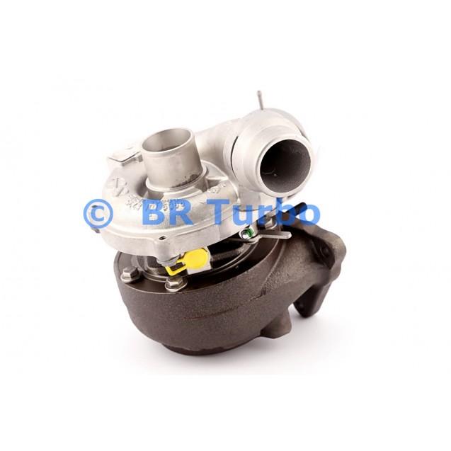 Taastatud turbokompressor BORGWARNER | 54399980070RS
