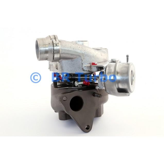 Taastatud turbokompressor BORGWARNER | 54399980080RS