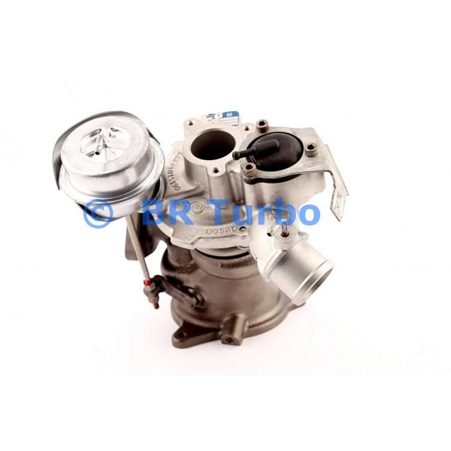Taastatud turbokompressor VOLVO PKW V60 1.6 T3