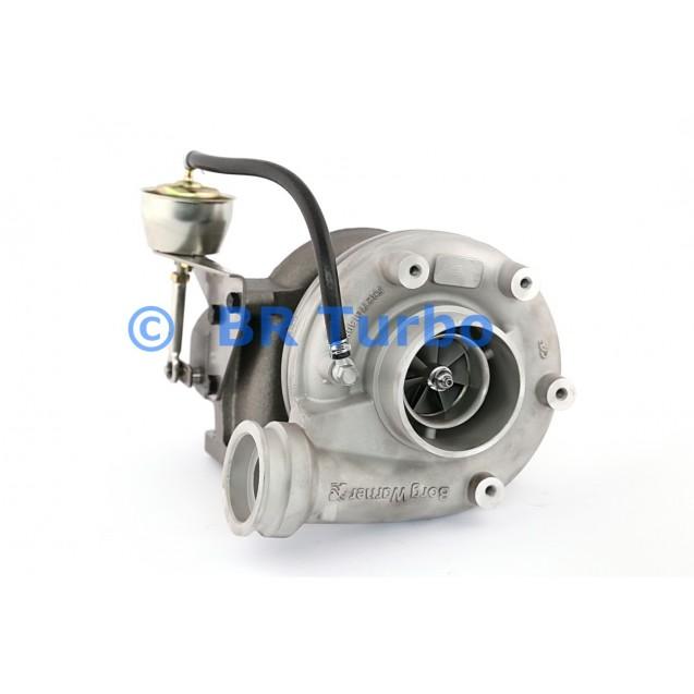 Taastatud turbokompressor BORGWARNER | 56209880007RS