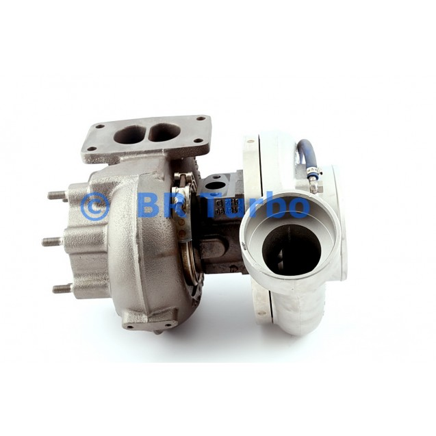 Taastatud turbokompressor MERCEDES LKW Actros 15.9 D