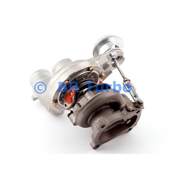 Taastatud turbokompressor GARRETT | 700830-5001RS