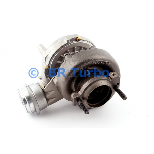 Taastatud turbokompressor BMW X5 3.0 D (E53) RIGHT HAND DRIVE