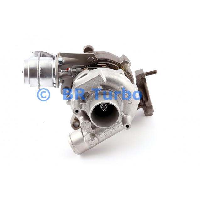 Taastatud turbokompressor GARRETT | 700960-5001RS