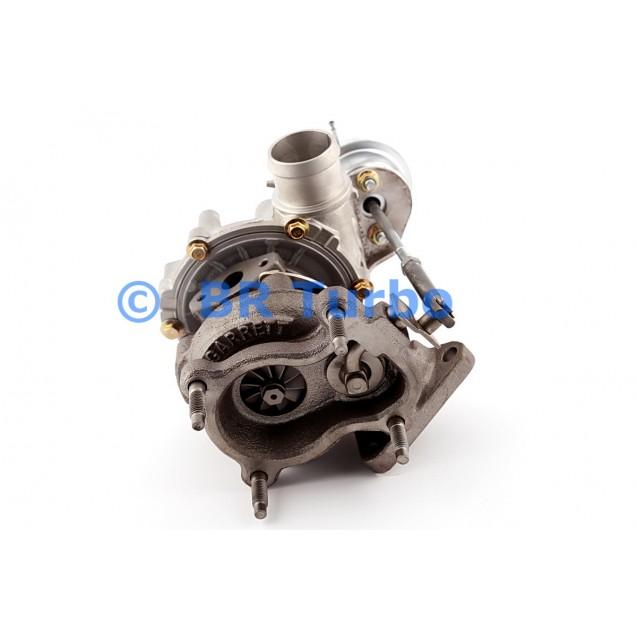 Taastatud turbokompressor AUDI A2 1.4 TDI