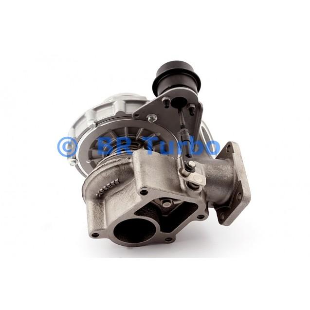 Taastatud turbokompressor IVECO EuroCargo 3.9 D