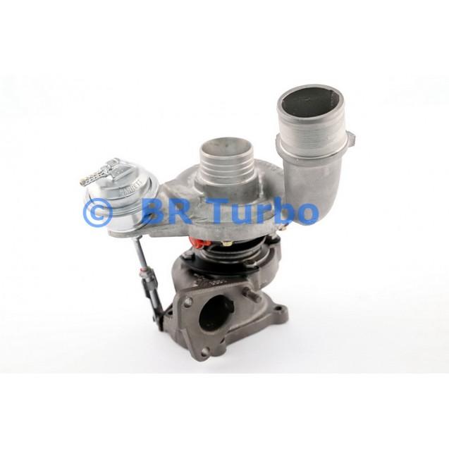 Taastatud turbokompressor RENAULT Espace III 1.9 dTi