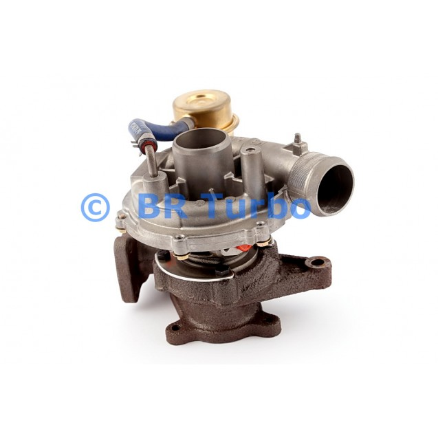 Taastatud turbokompressor CITROEN Berlingo 2.0 HDI