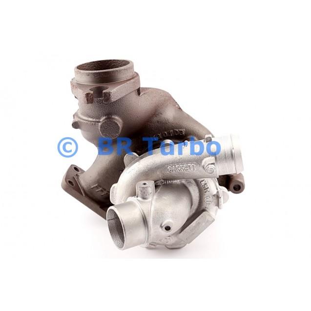Taastatud turbokompressor LANCIA Zeta II 2.2 JTD