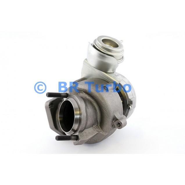 Taastatud turbokompressor LAND ROVER Freelander I 2.0 Td4