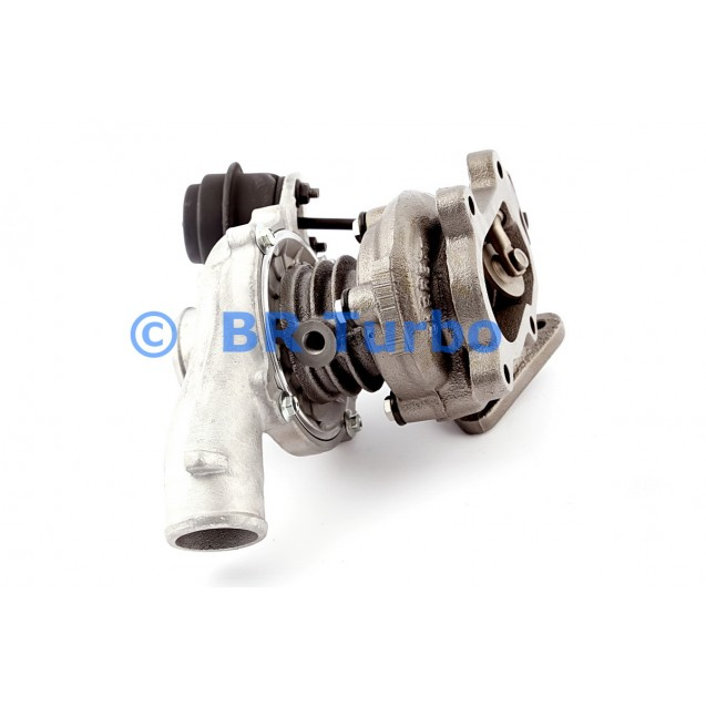 Taastatud turbokompressor OPEL Vectra C 2.0 DTI