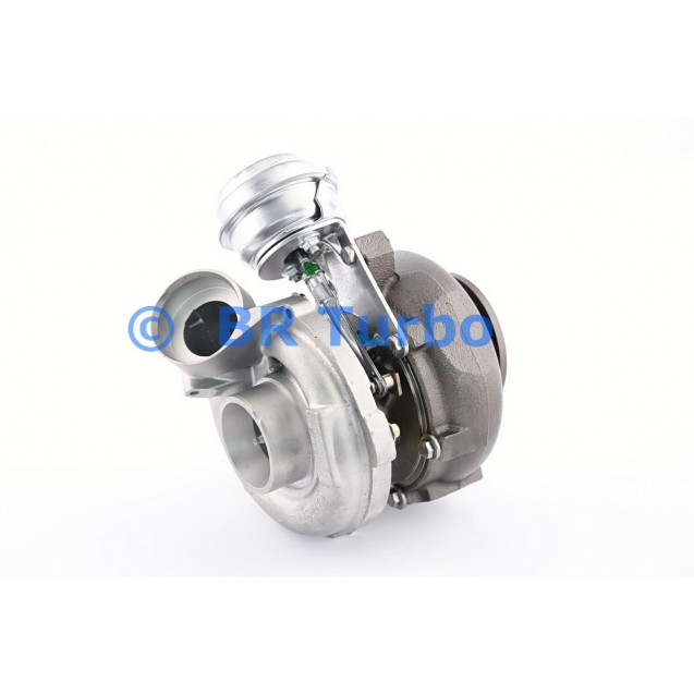 Taastatud turbokompressor MERCEDES PKW E Class 2.7 270 CDI (W210)