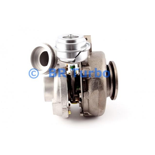 Taastatud turbokompressor GARRETT | 709838-5001RS