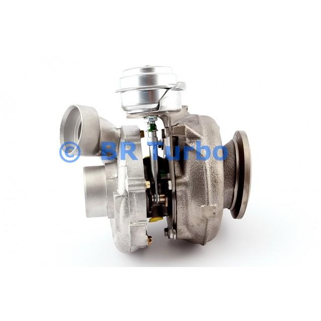 Taastatud turbokompressor GARRETT | 709841-5001RS
