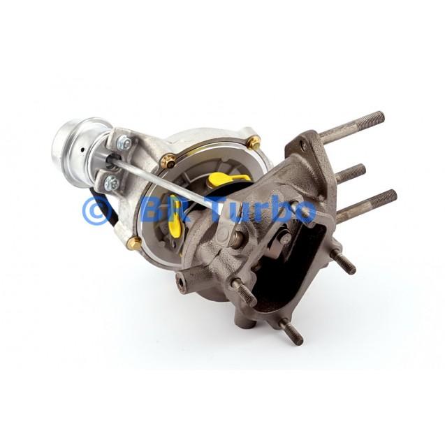 Taastatud turbokompressor GARRETT | 710060-5001RS