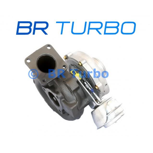 Taastatud turbokompressor FIAT Marea 2.4 JTD