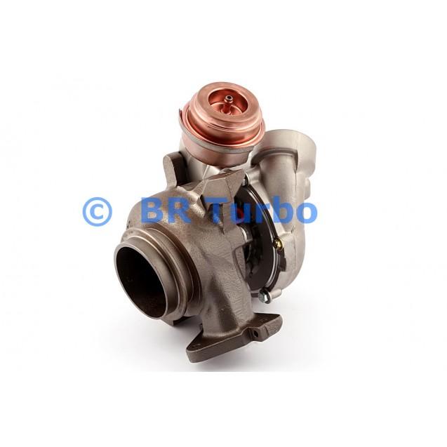 Taastatud turbokompressor GARRETT | 711006-5001RS
