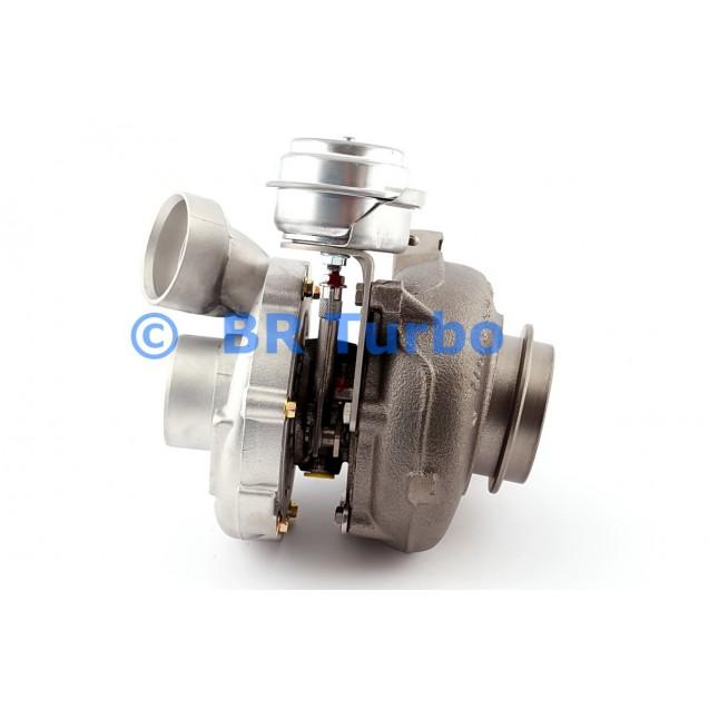 Taastatud turbokompressor GARRETT | 711017-5001RS