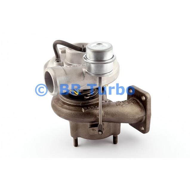Taastatud turbokompressor CASE IH 4.4 D