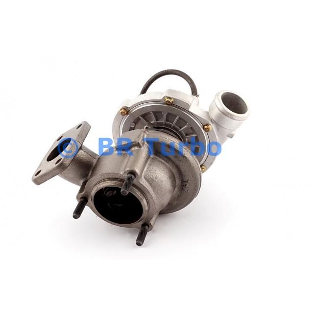 Taastatud turbokompressor GARRETT | 711736-5026RS