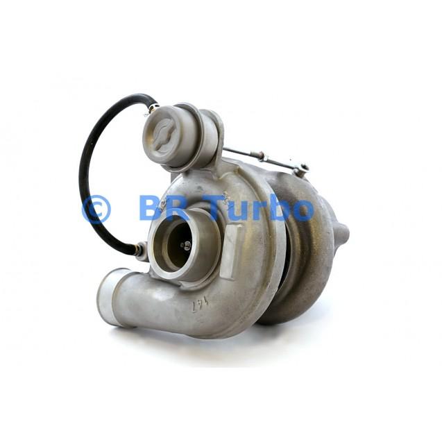 Taastatud turbokompressor MERCEDES LKW Tractor 4.4 D