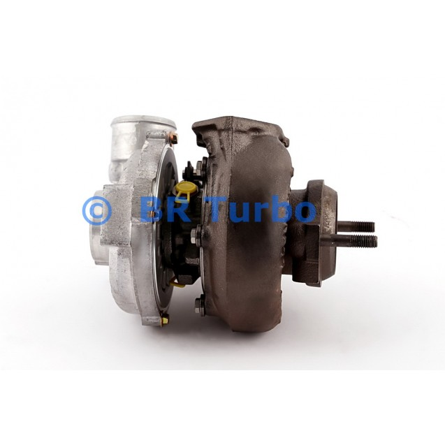 Taastatud turbokompressor GARRETT | 712541-5001RS
