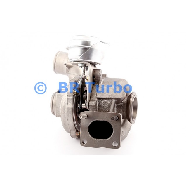 Taastatud turbokompressor GARRETT | 712766-5001RS