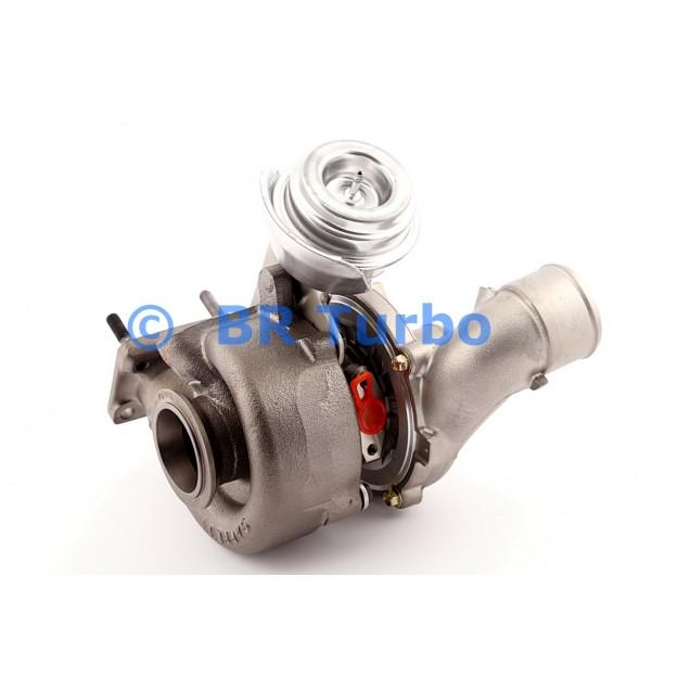 Taastatud turbokompressor ALFA ROMEO 156 JTD 1.9 8V