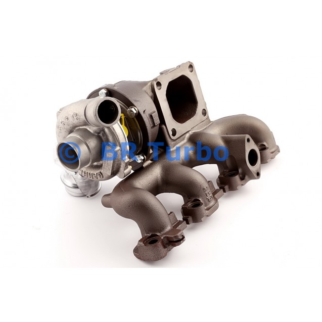 Taastatud turbokompressor GARRETT | 714467-5001RS