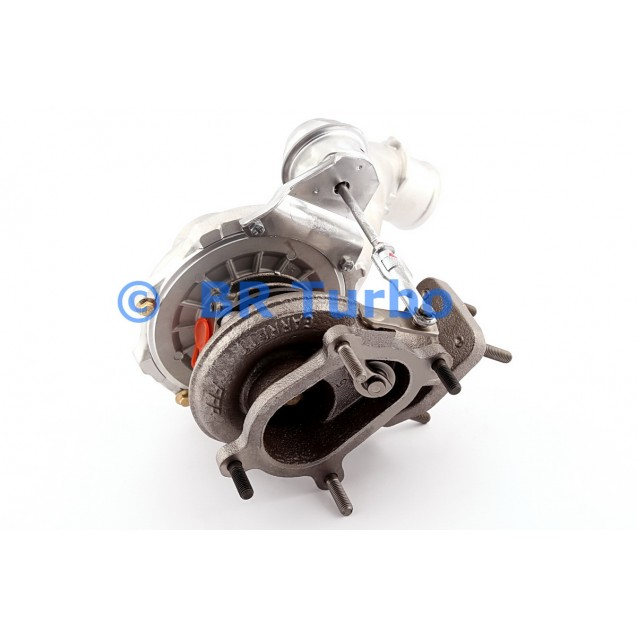 Taastatud turbokompressor OPEL Vivaro 2.5 CDTI/DTI