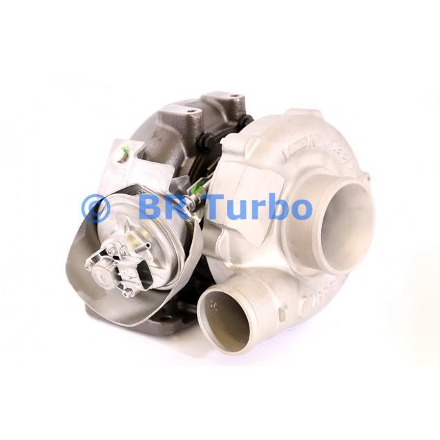 Taastatud turbokompressor SAAB 9-5 3.0 TiD