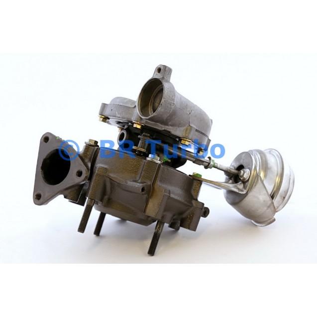 Taastatud turbokompressor GARRETT | 715294-5001RS