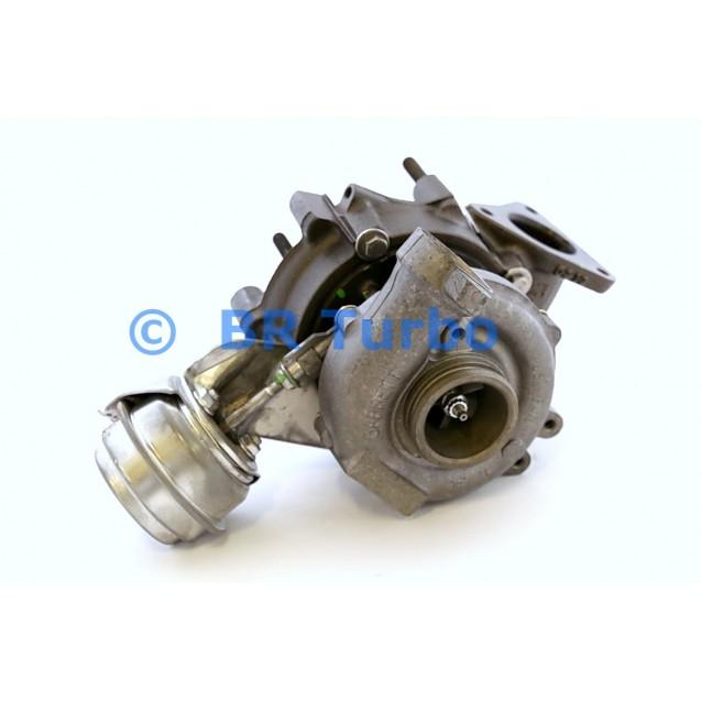 Taastatud turbokompressor AUDI A8 3.3 D