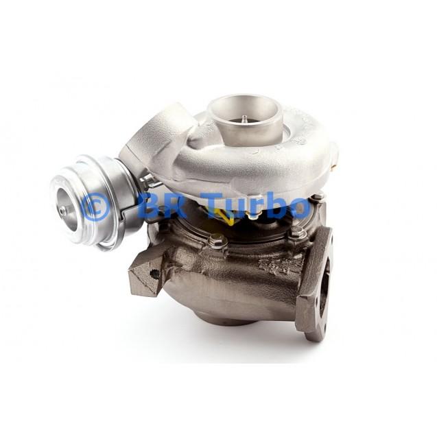 Taastatud turbokompressor GARRETT | 715910-5001RS