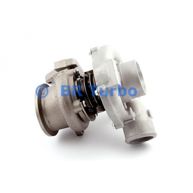 Taastatud turbokompressor MERCEDES PKW E Class 2.2 220 CDI (W210)