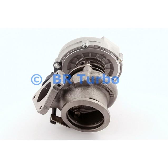 Taastatud turbokompressor MERCEDES PKW E Class 2.2 200 CDI (W210)