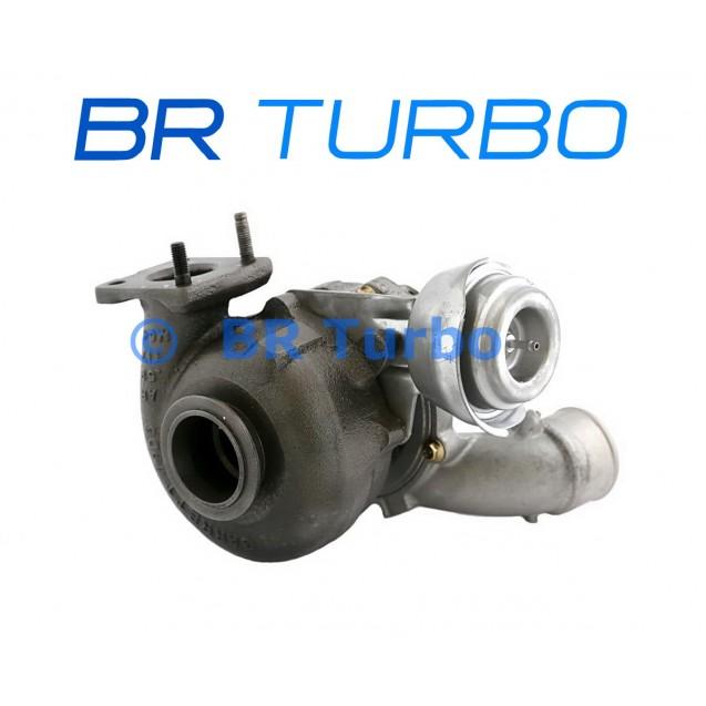 Taastatud turbokompressor GARRETT | 716665-5001RS