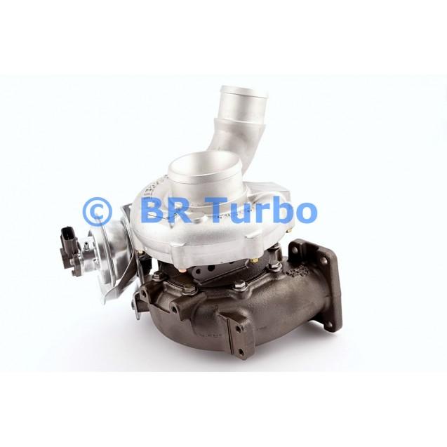 Taastatud turbokompressor OPEL Vectra C 3.0 V6 CDTI