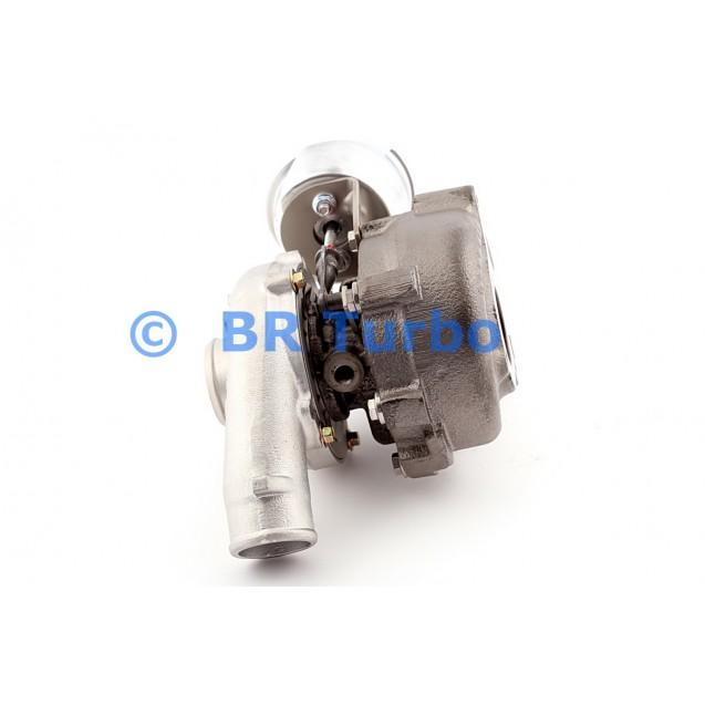 Taastatud turbokompressor GARRETT | 717628-5001RS
