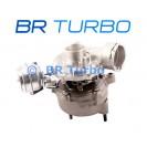 Taastatud turbokompressor AUDI A4 1.9 TDI