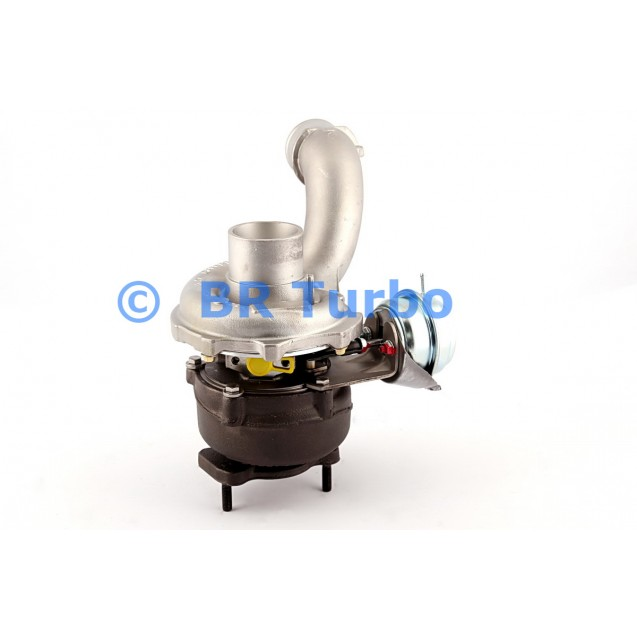 Taastatud turbokompressor GARRETT | 718089-5001RS