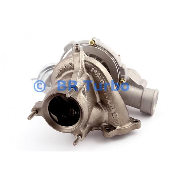 Taastatud turbokompressor GARRETT | 720168-5001RS