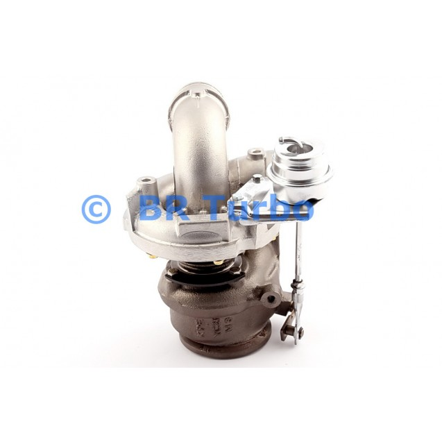 Taastatud turbokompressor MERCEDES PKW Vito 2.2 200 CDI (638/2)