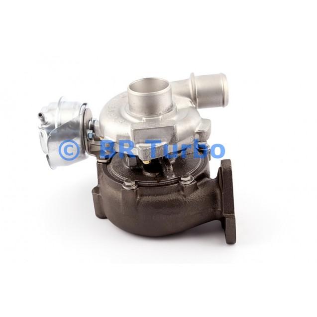 Taastatud turbokompressor GARRETT | 721875-5001RS